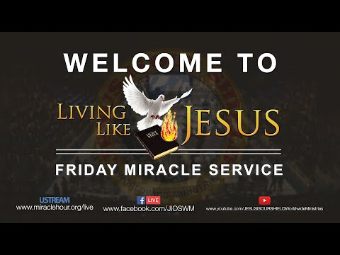 LIVE: Living Like Jesus Conference in Hong Kong (February 3, 2019)