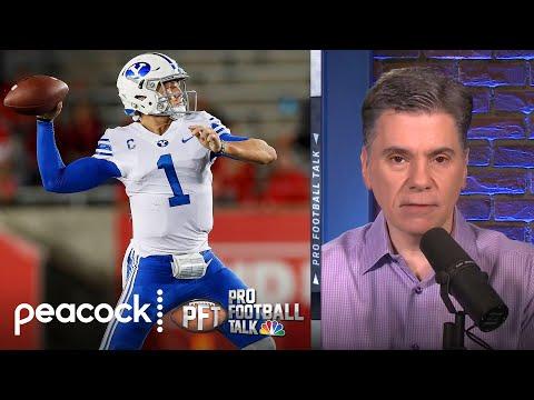 Is Zach Wilson locked in as New York Jets' Week 1 starter?   Pro Football Talk   NBC Sports