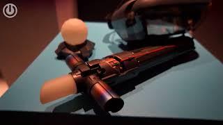 Световой меч из Звёздных Войн от Lenovo