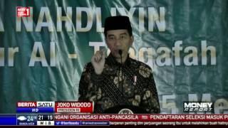 Jokowi Tawarkan 2 Opsi ke Pengusaha Nahdliyin
