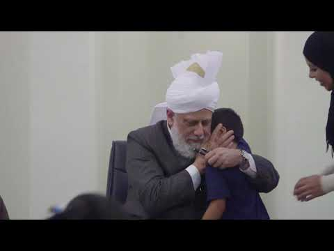 Khalifa of Islam in Guatemala - MTA News Update (30 Oct 2018)