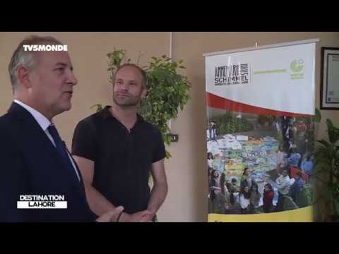 INTÉGRALE - Destination Francophonie - DESTINATION LAHORE - Visite de l'Alliance française