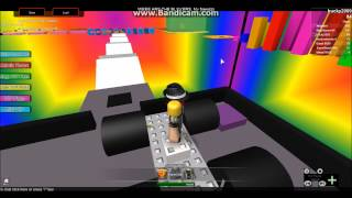 """Playing """"ROBLOX Advance Obby 2014"""" lvls 54-98 Part 2"""