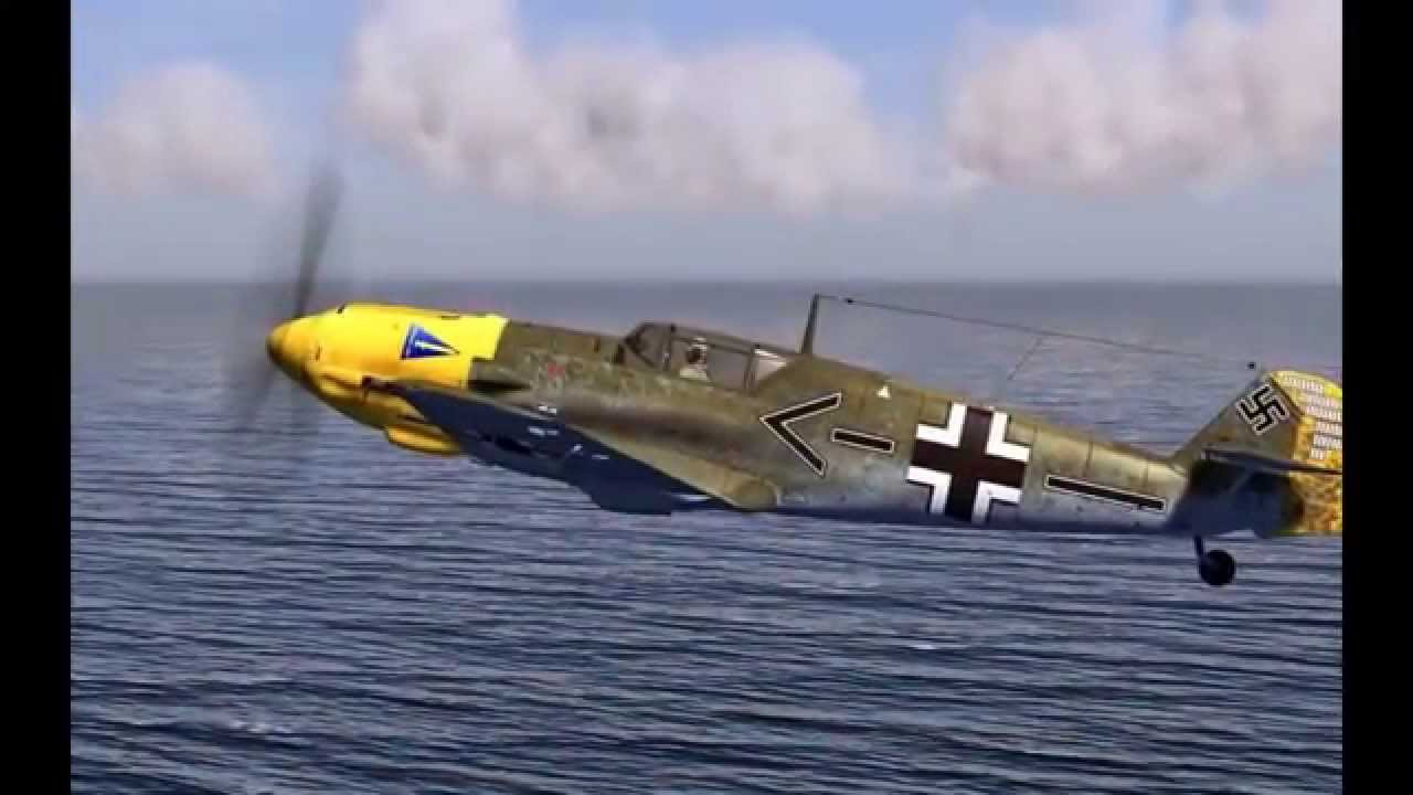messerschmitt bf 109 coloring pages - photo#29