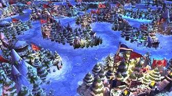 League of Legends – Summoner's Rift Winter Theme