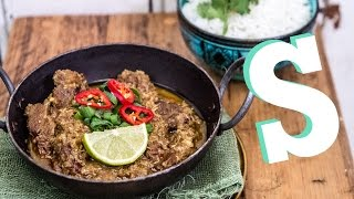 Indonesian Beef Rendang Recipe - Sortedfood