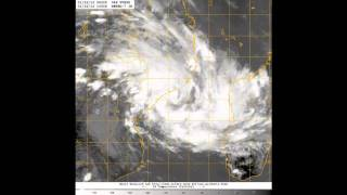 Intense Tropical Cyclone Funso