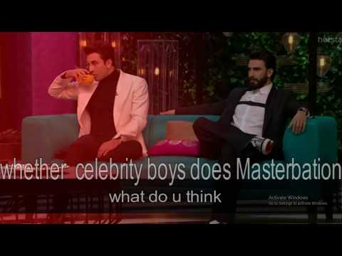 whether bollywood clebrity does masterbation from YouTube · Duration:  1 minutes 56 seconds