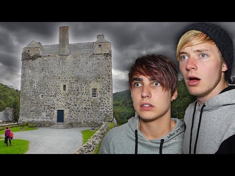 The Haunting of Queen Mary's Castle