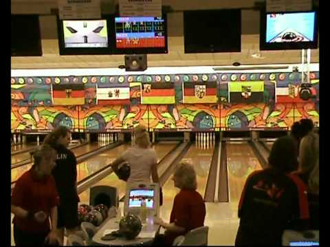 Bowling Deutsche Meisterschaften 2010 Junioren in Leipzig Teil1