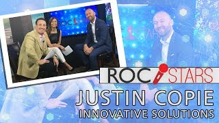 ROC Stars - Justin Copie from Innovative Solutions