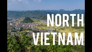 Going north Vietnam French Fort, Ma Le village