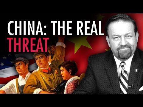 Dr. Gorka: China, not Russia, is the real threat