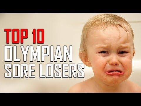 Thumbnail: Top 10 Famous Sore Losers in the Olympics