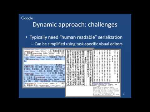 """Donald Sturgeon, """"Towards a sustainable digital infrastructure for historical Chinese texts"""""""