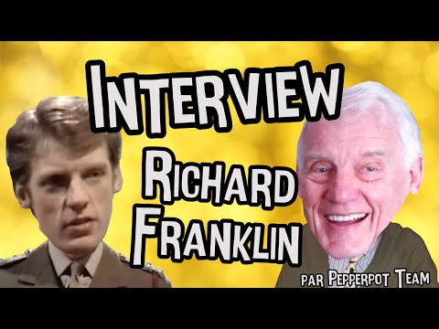 RICHARD FRANKLIN (Captain Mike Yates) - DOCTOR WHO Interview