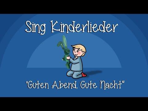 Guten Abend, gute Nacht - Schlaflieder zum Mitsingen | Sing Kinderlieder