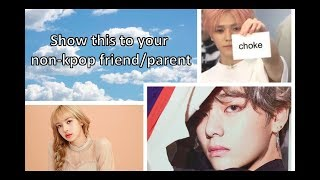 Cover images An intro to kpop/show this to your non kpop friend or parent