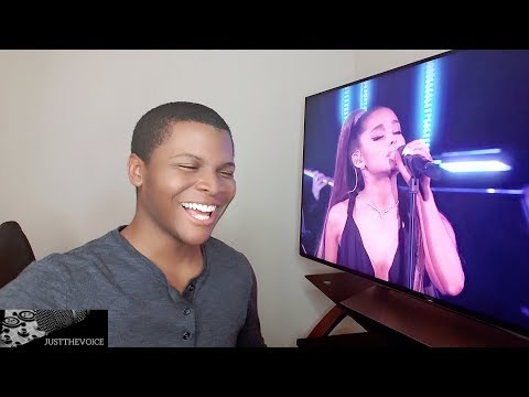 """Ariana Grande - """"Only 1"""" Live At BBC (REACTION)"""