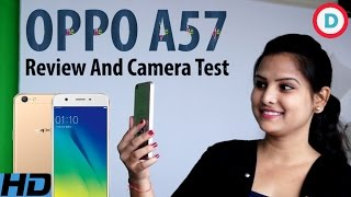 Oppo A57 Overall Review & Camera Test In Hindi | True Opinion On Performance, Battery & All Specs