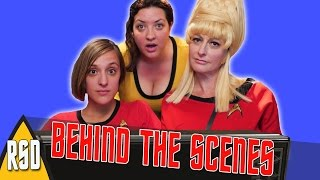 Tomorrow is Yesterday - Behind the Scenes - The Red Shirt Diaries