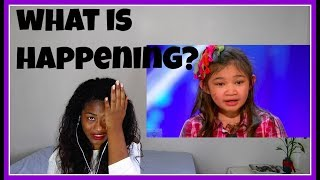 americas got talent 2017 angelica hale 9 year old stuns simon the crowd full audition rea