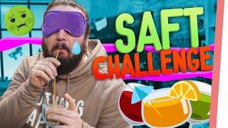 Crazy SAFT CHALLENGE mit ZWIEBELSAFT und CO.