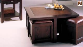Kanson Storage Table T1004403-00 By Hammary Furniture