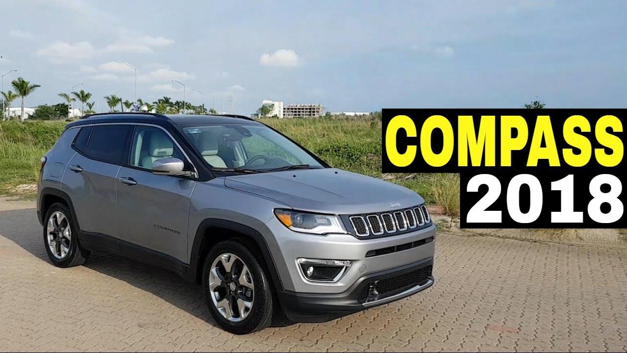Nueva Camioneta Jeep Compass 2018 161 Jeep Suvs Con Estilo