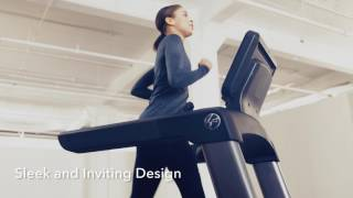 The Redesigned Life Fitness Integrity Treadmill