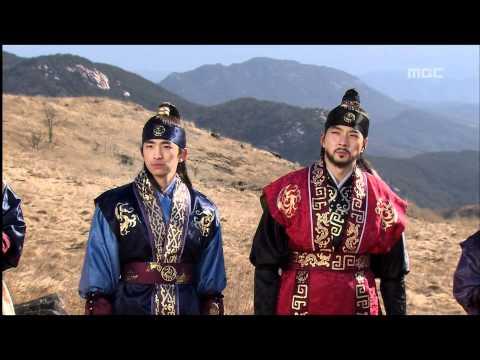 [고구려 사극판타지] 주몽 Jumong 천무산에 온 주몽, 미행을 들켰지만 돕는 유리