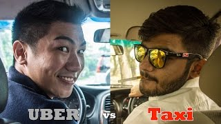 Uber Drivers vs KL Taxi Drivers