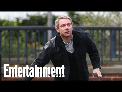 Martin Freeman 'Sherlock' 'Not Fun Anymore' Due To  Pressure   Flash  Entertainment Weekly