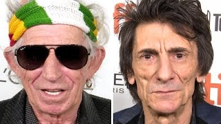 The Rolling Stones Keith Richards & Ronnie Wood Interview