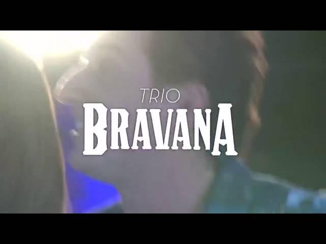 TRIO BRAVANA - CHAMADA EUROTOUR 2016 -