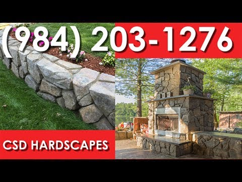 Fire Pit Installation Graham, NC | CSD Hardscapes (984) 203 1276