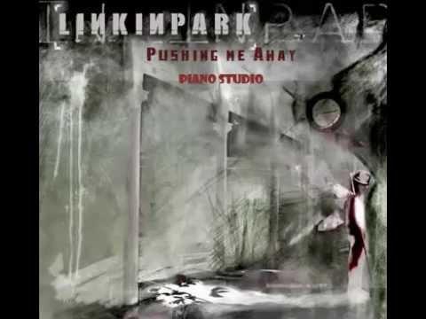 Linkin Park - Pushing Me Away(instrumental piano studio)