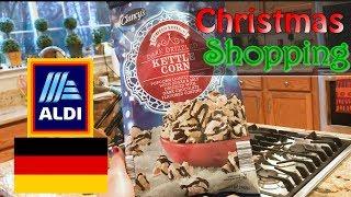 GERMAN CHRISTMAS SWEETS AT AMERICAN ALDI🎅激安スーパーマーケットアルディ🎄アメリカのクリスマスショッピングお勧め🎁GERMAN GROCERY STORE アルディ 検索動画 23