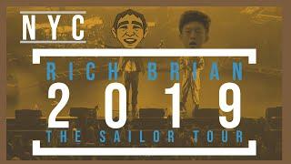 Rich Brian Concert at NYC Terminal 5 The Sailor Tour OCT 7, 2019