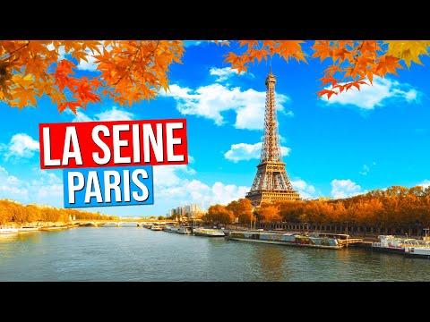 Walk along the Seine, Paris France | Promenade sur les quais de la Seine à Paris (Automne | Fall)