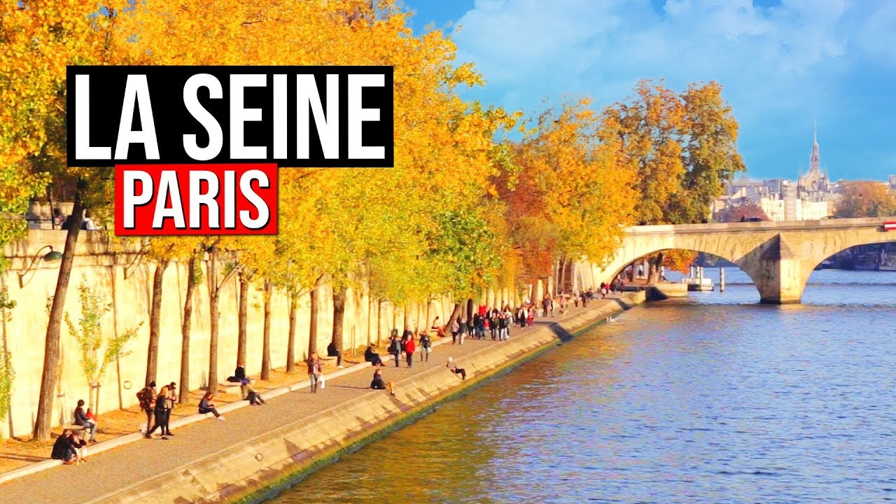 walk along the seine paris france promenade sur les quais de la seine paris automne fall. Black Bedroom Furniture Sets. Home Design Ideas