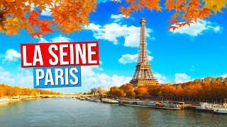 Walk along the Seine, Paris France | Promenade sur les quais de la Seine à Paris (Automne | Fall) thumbnail