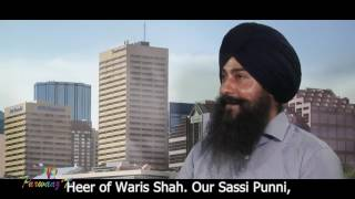 PUNJAB PAKISTAN AND PUNJAB INDIA || IMPORTANCE OF SUFISM || ARSH KHAIRA INTERVIEW