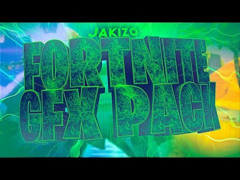 Jakizo Ultimate Fortnite GFX Pack
