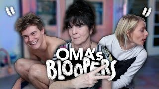 OMA JUNGLE'S BLOOPERS | Joey's Jungle
