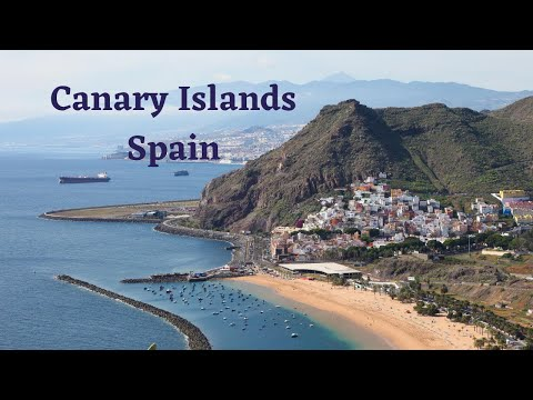 Sailing Around the Canary Islands, Spain