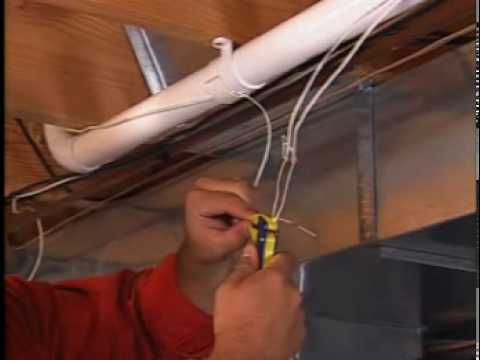 Install a Central Vacuum System (Step 6) - YouTube | Whole House Vacuum Wiring Diagram |  | YouTube