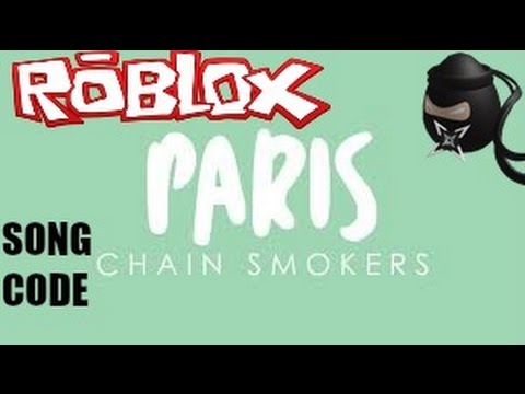 Roblox Paris Song Code Music Id Youtube