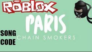 Roblox - Code de la chanson de Paris (fr) ID de musique