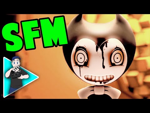 【BENDY SFM】 Bendy and the Ink Machine Song